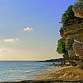 Stairway To The Sea by Karen Wiles