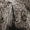 Stalactites In The Hall Of Giants by Melany Sarafis