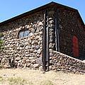 Stallion Barn At Historic Jack London Ranch In Glen Ellen Sonoma California 5d24580 by Wingsdomain Art and Photography