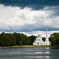 Stameriena Orthodox Church by Olivier De Rycke