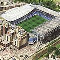 Stamford Bridge - Chelsea by Kevin Fletcher