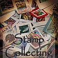 Stamp Colleting by Karen Beasley