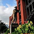 Stan Musial Statue by John Freidenberg