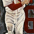 Stan Musial by Terry  Hester