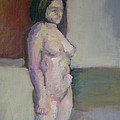 Standing Figure by Cynthia Harvey