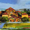 Stanford Chapel by Stan Fellows