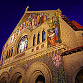 Stanford University Memorial Church by Scott McGuire