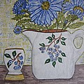 Stangl Blueberry Pottery by Kathy Marrs Chandler