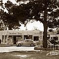 Stanifords Drug Store Ocean Ave.cor San Carlos Carmel Circa 1941 by California Views Archives Mr Pat Hathaway Archives