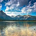 Stanley Lake by Robert Bales