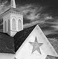 Star Barn Star by Paul W Faust -  Impressions of Light