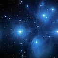 Star Cluster Pleiades Seven Sisters by Jennifer Rondinelli Reilly - Fine Art Photography