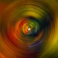 Star Cradle Spin Art by Jennifer Rondinelli Reilly - Fine Art Photography