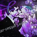Star-crossed Lovers by Absinthe Art By Michelle LeAnn Scott