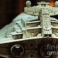 Star Destroyer Maquette by Micah May