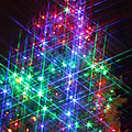 Star Like Christmas Lights by Patrice Zinck