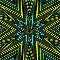 Star Of Threads by Hakon Soreide