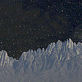 Star Shine Organ Mountains by Jack Pumphrey