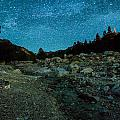 Star Showers by Dave Muesbeck