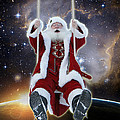 Santa's Star Swing by Larry Rice