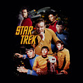 Star Trek - At The Controls by Brand A
