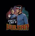 Star Trek - Party Like A Vulcan by Brand A