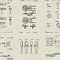 Star Trek Patent Collection by PatentsAsArt