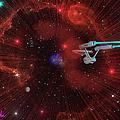 Star Trek - Punch It  by Michael Rucker