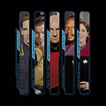 Star Trek - The Captains by Brand A
