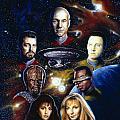 Star Trek Tng by Timothy Scoggins