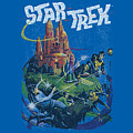 Star Trek - Vulcan Battle by Brand A