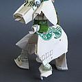 Starbucks Dog by Alfred Ng