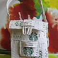 Starbucks Messinger Bag by Alfred Ng