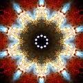 Starburst Galaxy M82 I by Derek Gedney