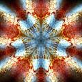 Starburst Galaxy M82 Iv by Derek Gedney