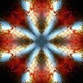 Starburst Galaxy M82 V by Derek Gedney