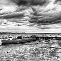Starcross Harbor by Howard Salmon