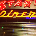 Stardust Diner - New York City by Miriam Danar