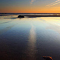 Starfish Sunset by Mike  Dawson
