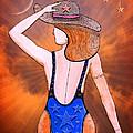 Stargirl Takes Some Sun And Moon by Joseph J Stevens