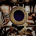 Staring Down The Barrel Of A Canon by Douglas Barnard