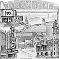 Stark County Ohio Print - Canton Lives by Kelli Swan