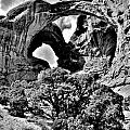 Stark Double Arch by Benjamin Yeager