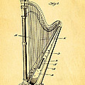 Starke Harp Patent Art 1931 by Ian Monk