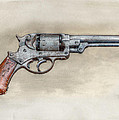 Starr Civil War Era Pistol by Randy Steele