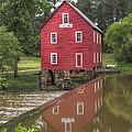 Starrs Mill by Corky Willis Atlanta Photography