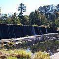 Starrs Mill Waterfall  by Jake Hartz