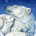 Starry Night Bears by Richard De Wolfe