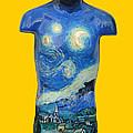 Starry Night by Gary Hogben