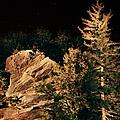 Starry Night In The Blue Ridge by Dan Carmichael